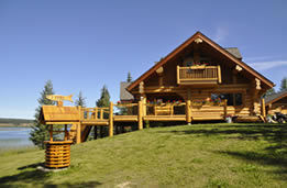 B&B - Cariboo Bonanza Resort